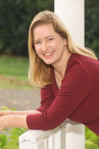 Author Rosanne Parry