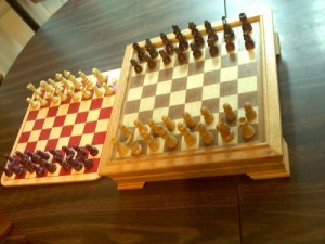 Bunk House Chess